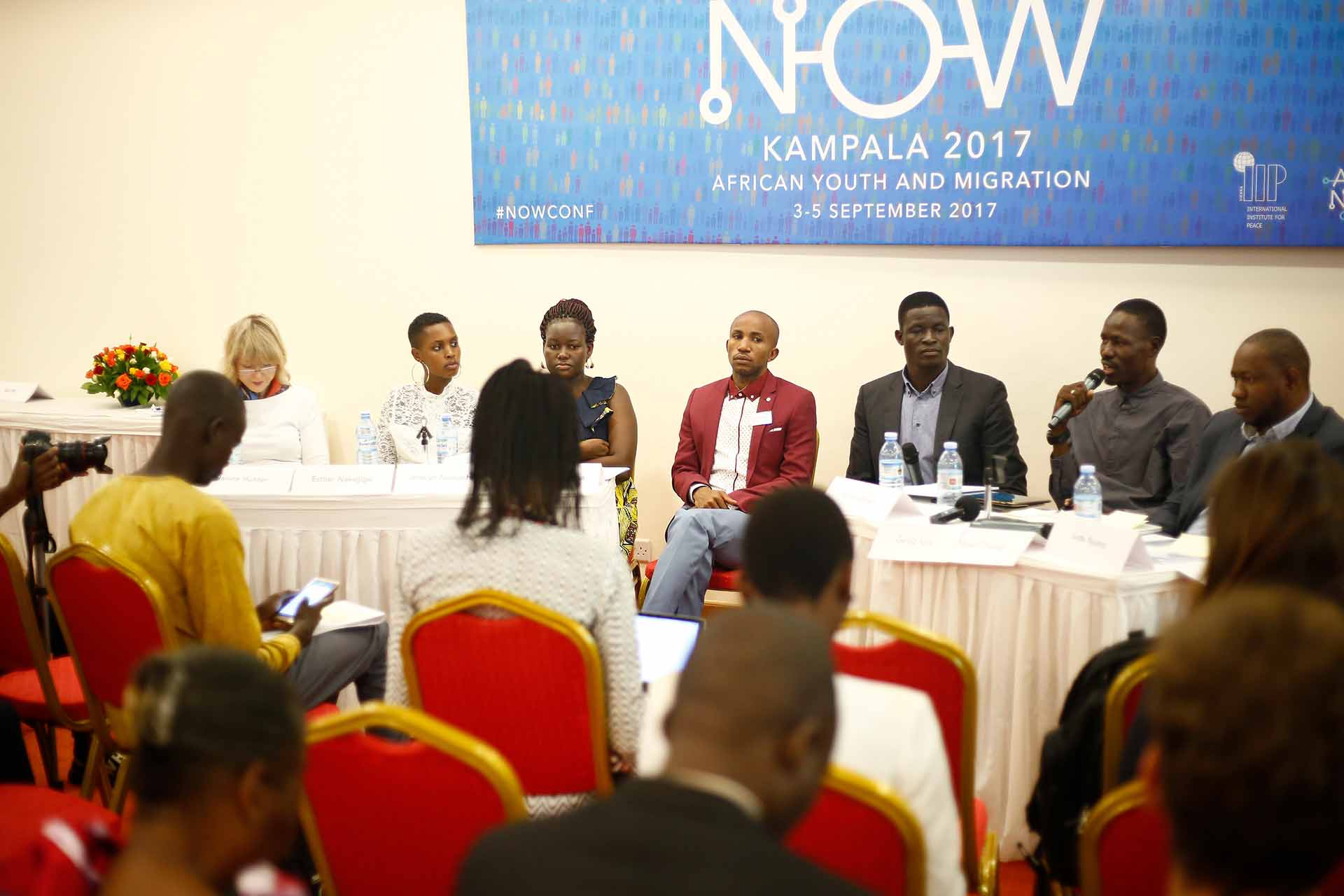 NOW Conference Kampala 2017